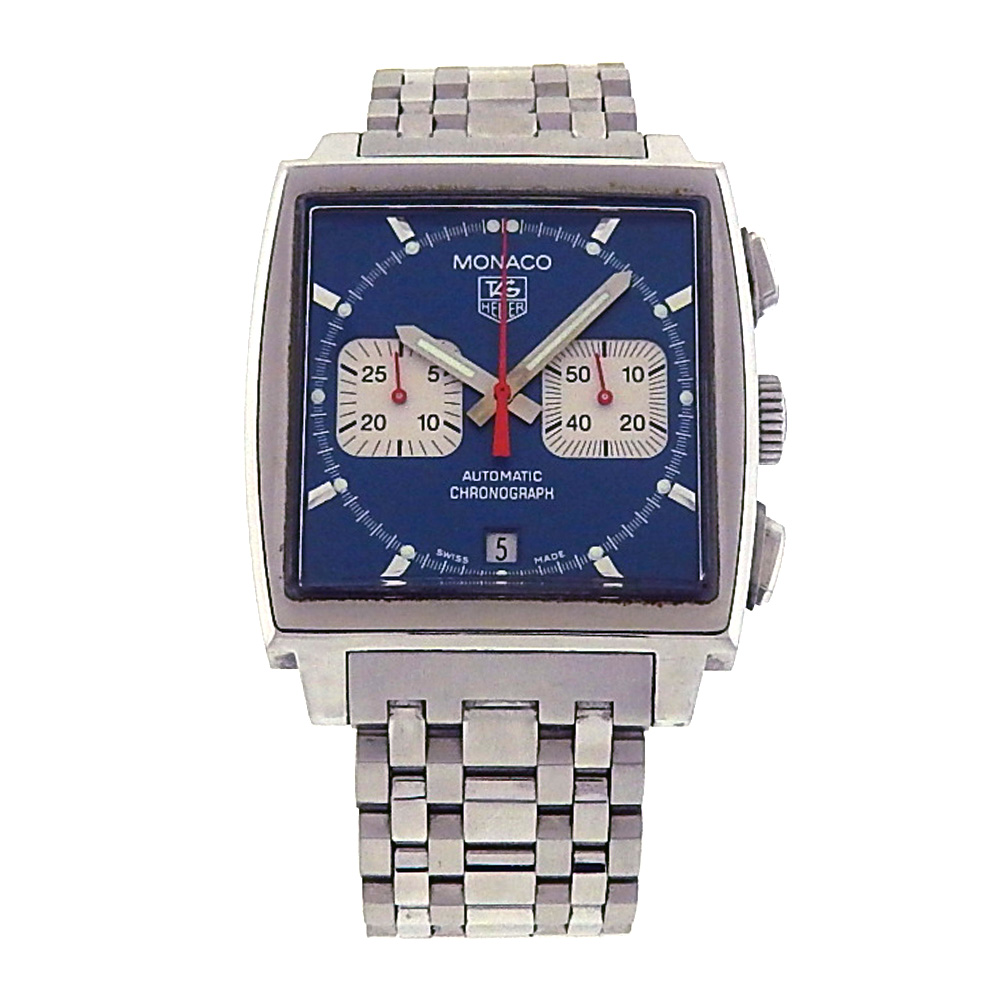 tag heuer monaco steve mcqueen cw2113 ba0780 stainless. Black Bedroom Furniture Sets. Home Design Ideas