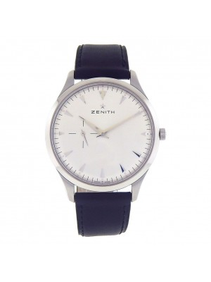 Zenith Elite Stainless Steel Automatic Men's Watch 03.2010.681/01.C493