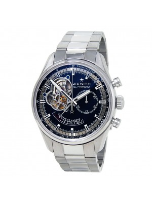 Zenith El Primero Chronomaster Stainless Steel Automatic Watch 032080402121M2040