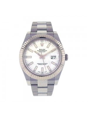 Rolex Oyster Perpetual Datejust II  Stainless Steel Automatic Men's Watch 116334