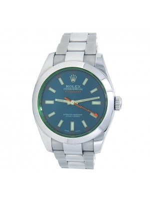 Rolex Milgauss Stainless Steel Automatic Men's Watch 116400