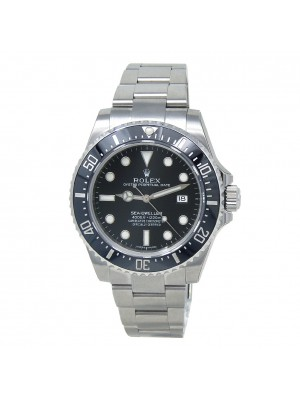 Rolex Sea-Dweller Stainless Steel Men's Watch Automatic 116600
