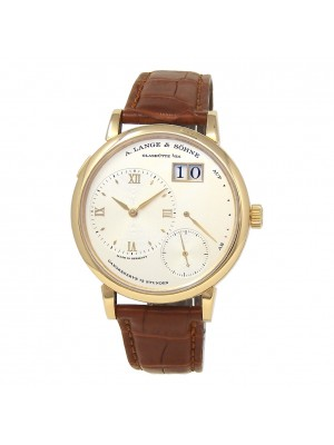 A.Lange & Sohne Grand Lange 1 18k Yellow Gold Manual Wind Men's Watch 117.021