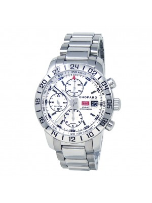 Chopard Mille Miglia GMT Stainless Steel Automatic Men's Watch 158992-3002
