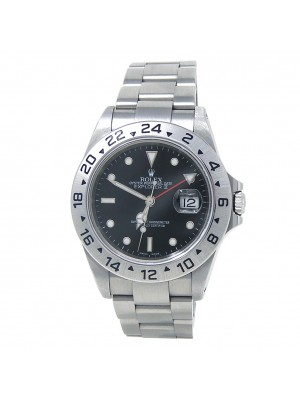 Rolex Explorer II (P Serial) Stainless Steel Men's Watch Automatic 16570