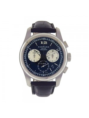 Chopard L.U.C. Chronograph Fly Back Stainless Steel Automatic Watch 168520-3001
