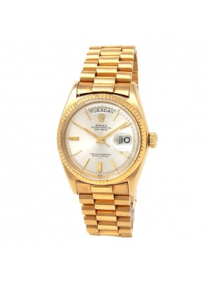 Rolex Day-Date (9 Serial) President 18k Yellow Gold Automatic Men's Watch 1803