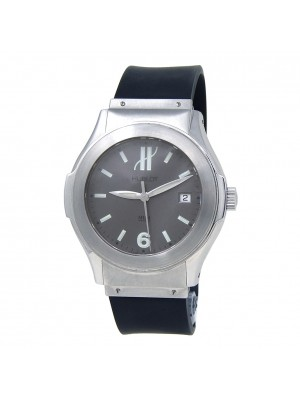 Hublot Classic MDM Stainless Steel Automatic Men's Watch 1910.1