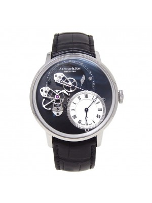 Arnold & Son DSTB Stainless Steel Automatic Mens Watch 1ATAS.S02A.C121S