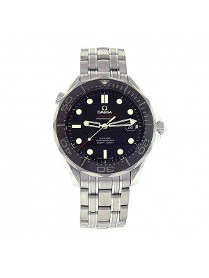 Omega Seamaster Stainless Steel Automatic Chronometer Watch 212.30.41.20.01.003