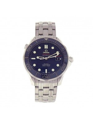 Omega Seamaster Stainless Steel Automatic Chronometer Watch 212.30.41.20.03.001