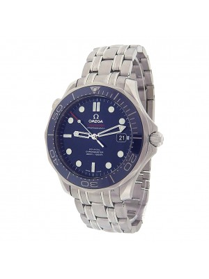 Omega Seamaster 212.30.41.20.03.001 Stainless Steel Automatic Blue Men's Watch