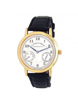 A.Lange& Sohne 18k Yellow Gold Hand-Winding Men's Watch 221.021