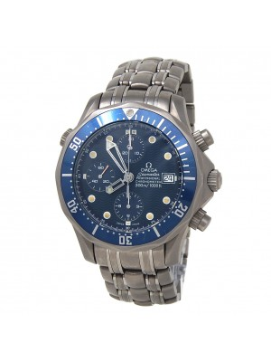 Omega Seamaster Titanium Automatic Men's Watch 2298.80.00