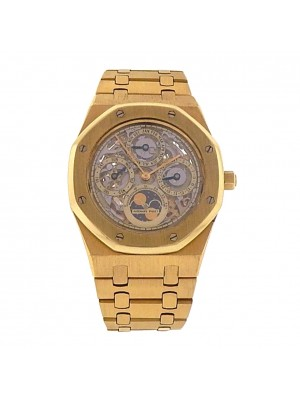 Audemars Piguet Royal Oak Perpetual 18K Yellow Gold Watch 25829BA.OO.0944BA.01