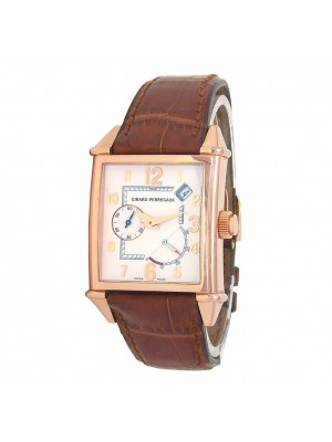 Girard Perregaux Vintage 1945 18k Rose Gold Automatic Men's Watch 2585