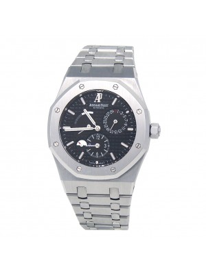 Audemars Piguet Royal Oak Dual Time Stainless Steel Automatic 26120ST.OO1220ST03