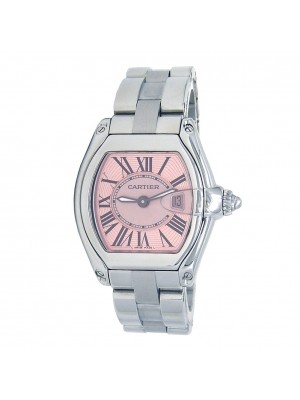 Cartier Roadster Stainless Steel Quartz Ladies 2675