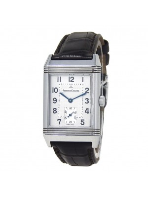 Jaeger LeCoultre Reverso Classic Stainless Steel Manual Ladies Watch 270.8.62