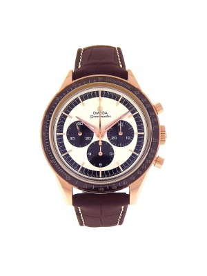Omega Speedmaster 18k Rose Gold Hand Winding Men's Watch 311.63.40.30.02.001