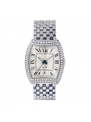 Bedat & Co No.3 Diamond Stainless Steel Automatic Ladies Watch 314.031.100