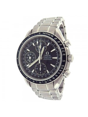 Omega Speedmaster Day Date 3220.50.00 Steel Chronograph Automatic Men's Watch