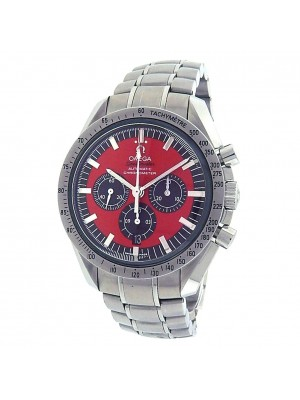 Omega Speedmaster Legend S.Steal Automatic Chronograph Men's Watch 3506.61.00