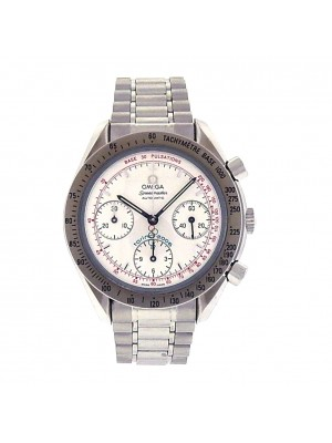Omega Speedmaster Olympic Edition Automatic Chronograph Men's Watch 3538.30.00