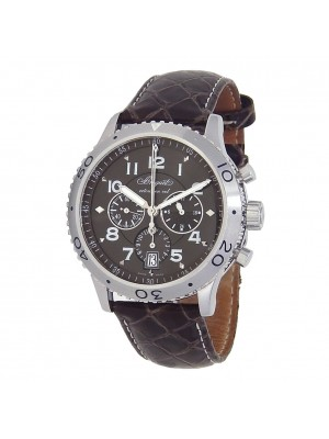 Breguet Type XXI Flyback Stainless Steel Automatic Men's Watch 3810ST/92/9ZU