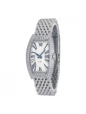 Bedat & Co No.3 Stainless Steel Women's Watch Quartz 384.031.600