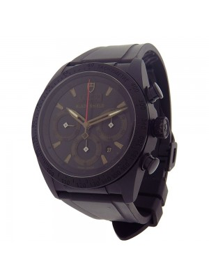 Tudor Fastrider Black Shield Black Ceramic Automatic Chronograph Watch 42000C