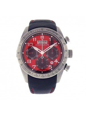 Tudor Fastrider Ducati Stainless Steel Automatic Chronograph Men's Watch 42000D