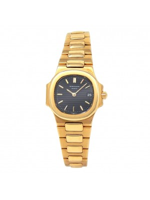 Patek Philippe Nautilus 18k Yellow Gold Swiss Quartz Ladies Watch 4700/1