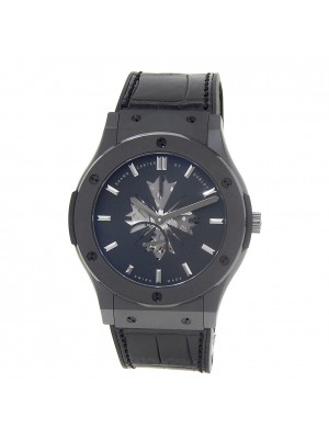 Hublot Classic Fusion Shawn Carter Ceramic Black Mens Watch 515.CM.1040.LR.SHC13