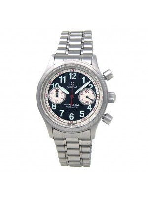 Omega Dynamic Targa Florio Stainless Steel Automatic Men's Watch 5241.51