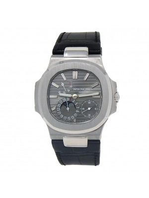 Patek Philippe Nautilus 18k White Gold Automatic Men's Watch 5712G-001