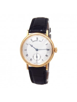Breguet Classique 18k Yellow Gold Manual Hand Wind Men's Watch 5907