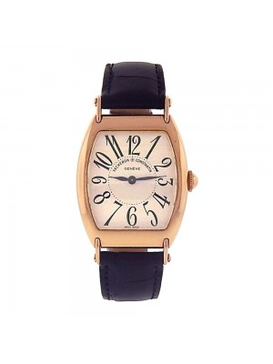 Vacheron Constantin Historiques 1912 18k Rose Gold Manual Wind Watch 690095
