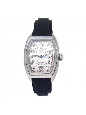 Franck Muller Conquistador Stainless Steel Automatic Ladies Watch 8005 SC