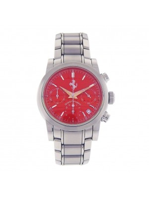 Girard Perregaux Ferrari Chronograph Stainless Steel Automatic Men's Watch 8020