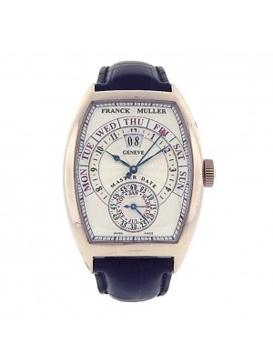 Men's 18k Gold Franck Muller 8880 GD Automatic Annual Calendar Master Date Watch