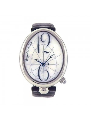 Breguet Reine de Naples Stainless Steel MOP Dial Automatic Watch 8967ST/58/986
