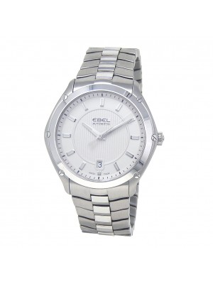 Ebel Classic Sport Stainless Steel Date Automatic Men's Watch 9020Q41.163450