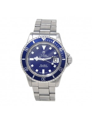 Tudor Submariner Stainless Steel Automatic Men's Watch 94110