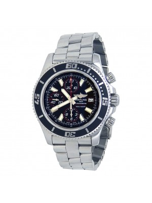 Breitling Superocean Chronograph II Stainless Steel Automatic Watch A13341