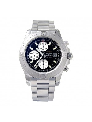 Breitling Colt Chronograph Stainless Steel Automatic Men's Watch A1338811/BD83