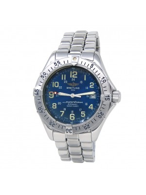 Breitling SuperOcean Stainless Steel Men's Watch Automatic A17040