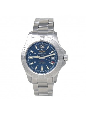 Breitling Colt 41 Stainless Steel Men's Watch Automatic A17313