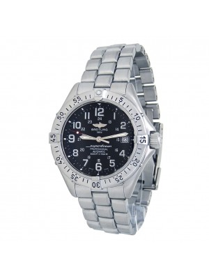 Breitling Superocean Stainless Steel Automatic Men's Watch A17345