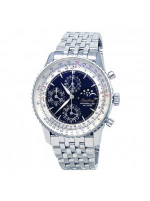 Breitling Navitimer Monbrillant 1461 Jours Stainless Steel Automatic A19030
